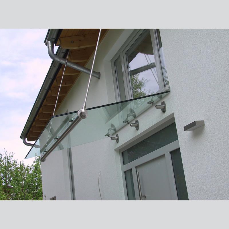 Hausturuberdachungen Metallbau Strobel Gmbh In Filderstadt