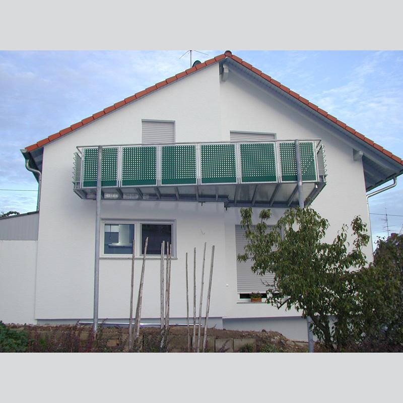 Balkonkonstruktionen Metallbau Strobel Gmbh In Filderstadt